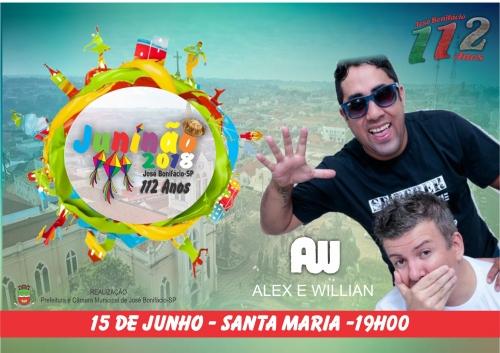 Juninão 2018 tem festa nos bairros de José Bonifácio
