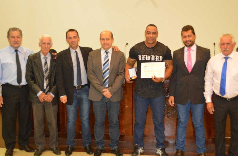 Câmara aprova Moção de Aplauso para atleta de José Bonifácio Josimar José Marcelino