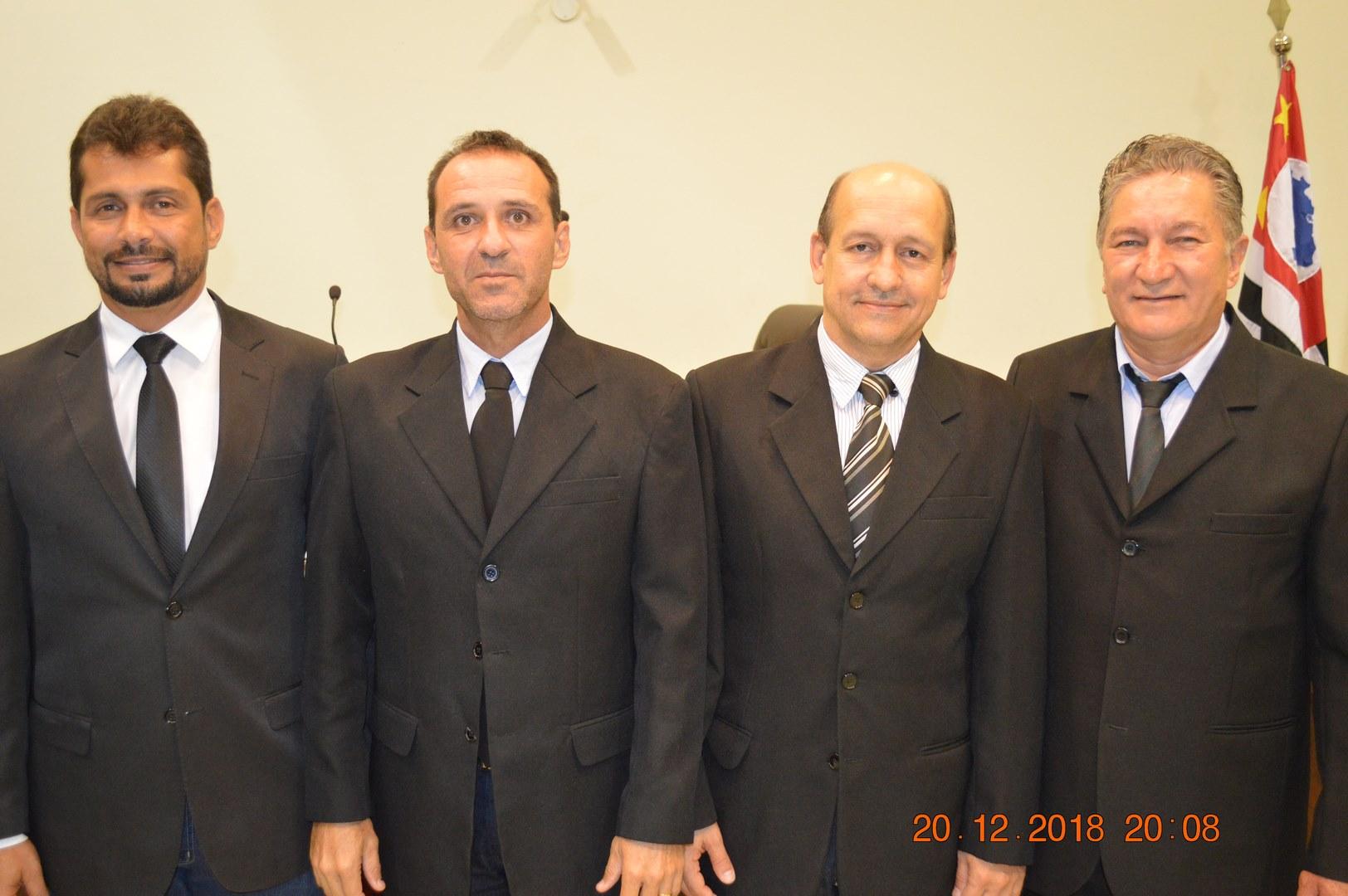 Eleita Mesa Diretora para o Biênio 2019/2020
