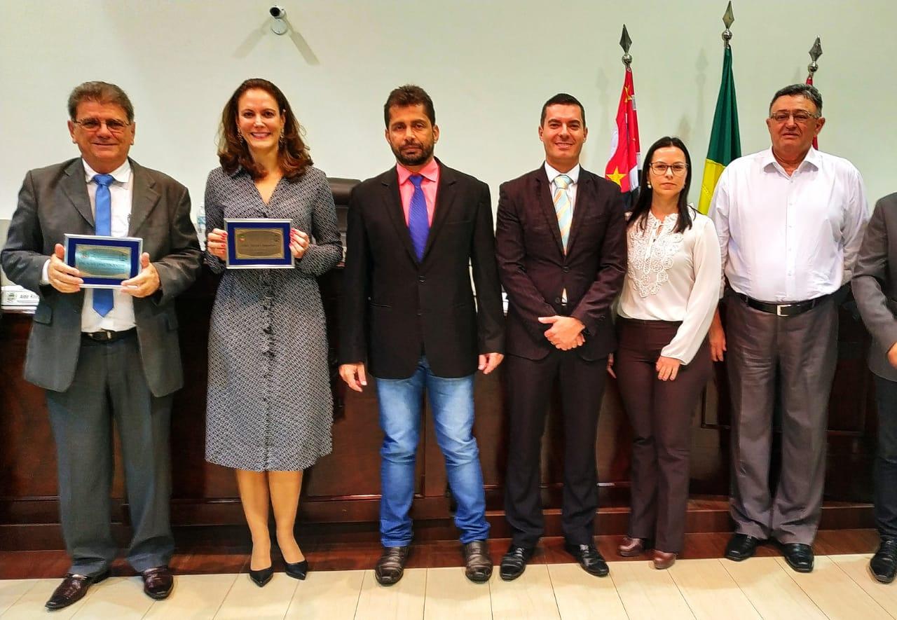 Advogados da subseção de José Bonifácio recebem homenagens