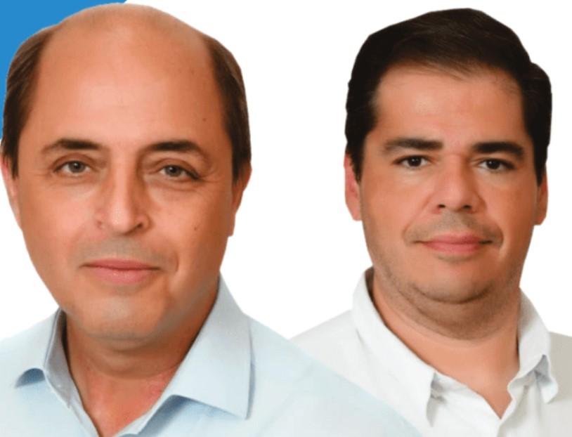 Prof. Dilmo e Dr. Marcelo vencem eleição majoritária com 53,33% dos votos válidos