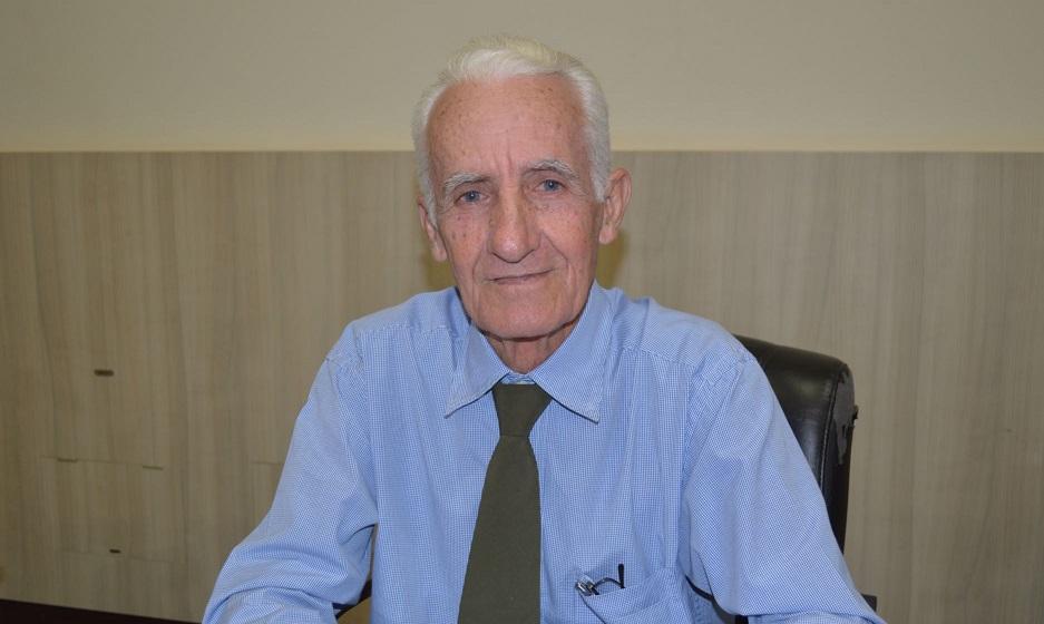 Nota de falecimento de José Fachin.