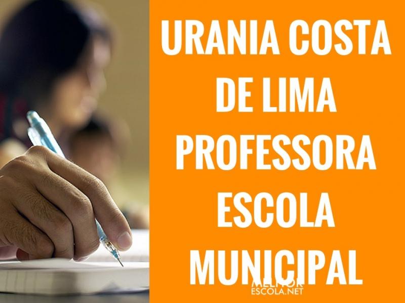 Vereadores indicam melhoramentos nas ruas próximas à escola Urânia Costa de Lima