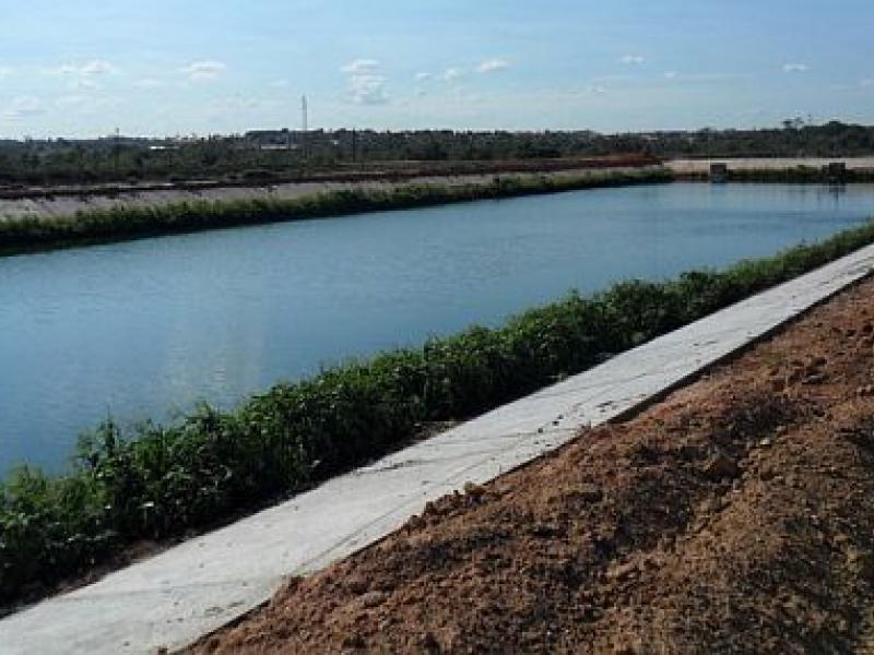 Vereadores pedem projeto de melhorias e ampliação da Lagoa de Tratamento