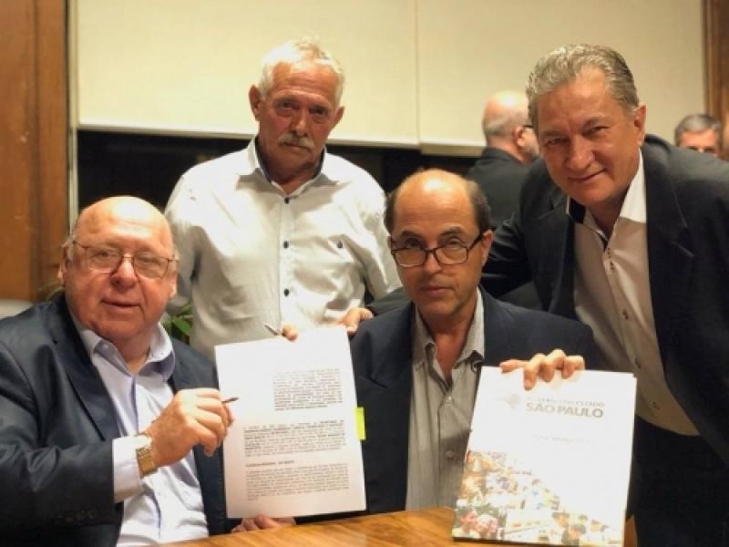GOVERNO DO ESTADO IMPLANTA PROJETO PILOTO PARA JOVENS EM JOSÉ BONIFÁCIO COM A PRESENÇA DE VEREADORES