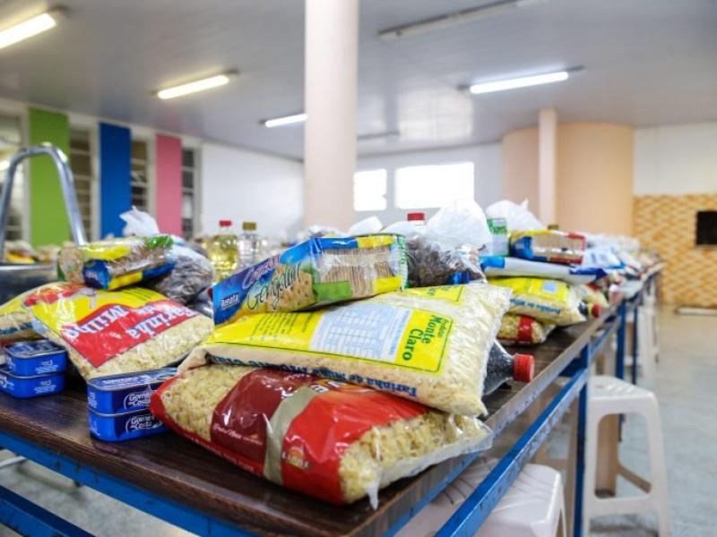 Vereador pede distribuição de gêneros alimentícios aos alunos da rede pública de Educação Básica