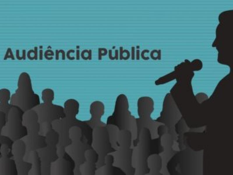 Participe: audiência pública para discussão da Lei de Diretrizes Orçamentárias (LDO)